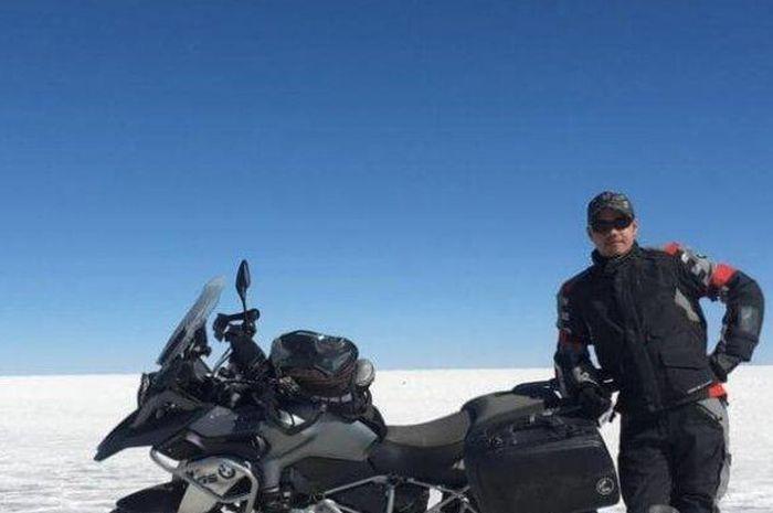 Kecelakaan Saat Touring, Komisaris Telkomsel Meninggal