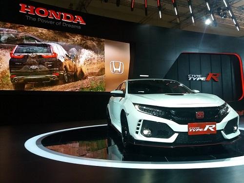 Pasar Sedan Honda Terus Meningkat