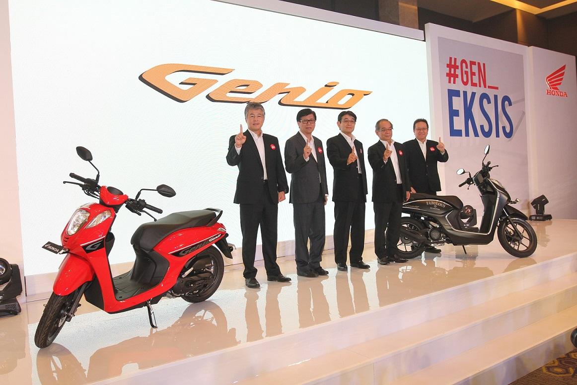Alasan Honda Kasih Nama Genio di Skutik Barunya, Panjat Sosial?