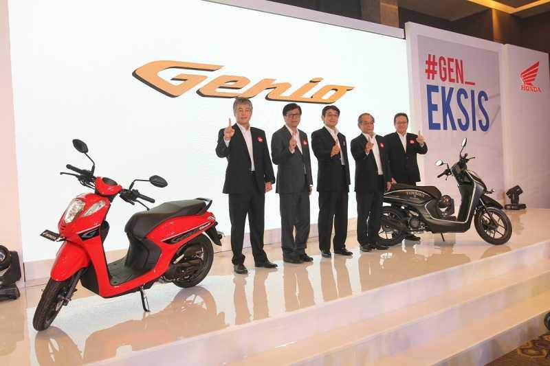 Honda Genio Baru Seharga Rp 17 Jutaan? Tapi Rodanya Dua