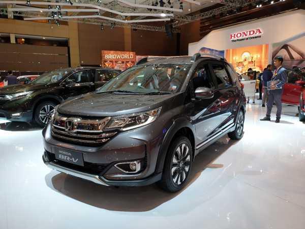 IIMS 2019: Honda BR-V Versi Segar Akhirnya Diluncurkan!