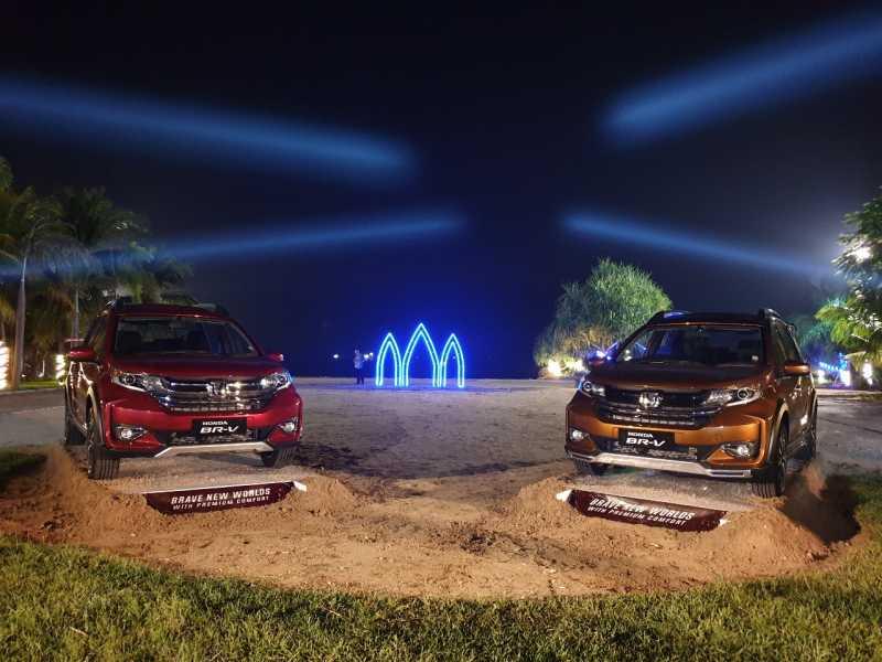 VIDEO: Test Drive Honda BR-V Tipe Termahal, Gimana Rasanya?