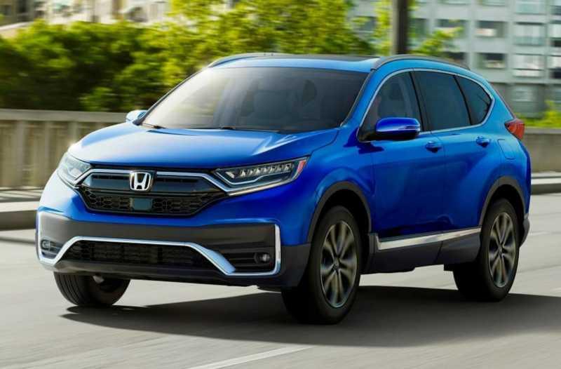 FOTO: Honda CR-V Facelift, Kok jadi Gak Ada Tuas Transmisinya?