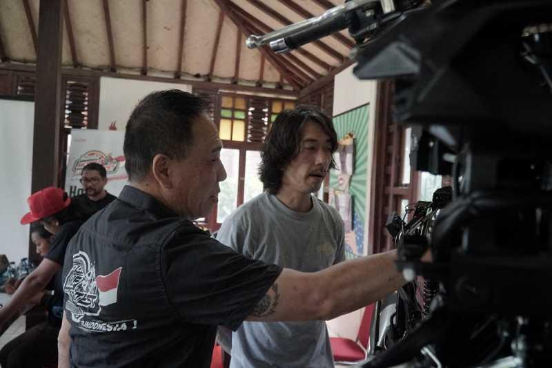 Honda PCX Siap Diacak-acak untuk Kontes Modifikasi
