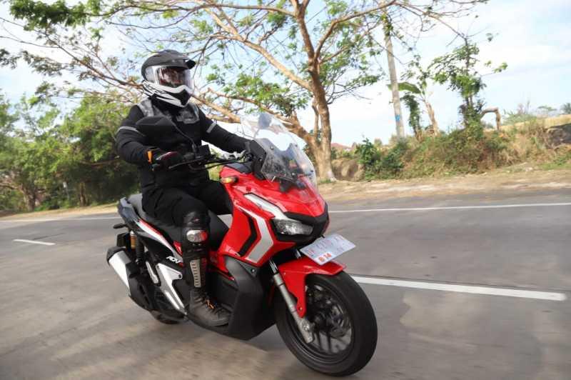 Diajak Jelajah Bali, Ini Konsumsi BBM Honda ADV 150