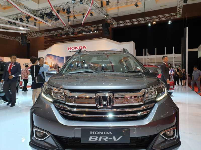 IIMS 2019: Video Review Honda BR-V Tipe E, Jadi Mirip Daihatsu Sih?