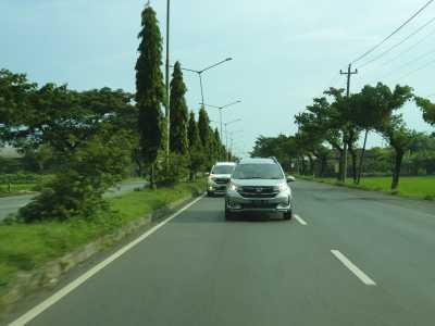 Menikmati Ubahan dan Fitur Baru Honda BR-V Libas Rute Semarang - Jepara