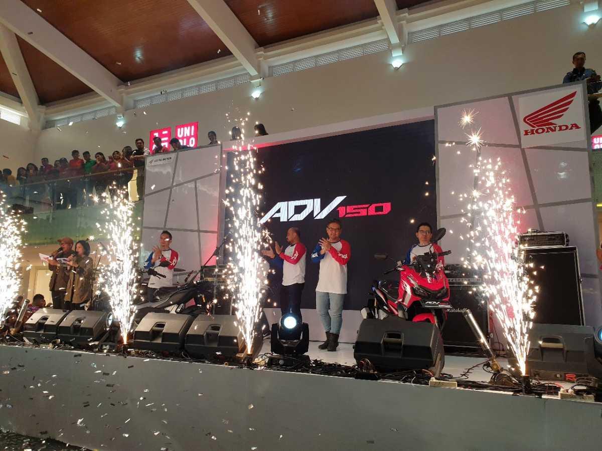 Honda ADV 150 Sudah Sampai di Bali, Berapa Harganya Disini?
