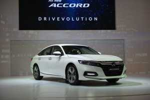 GIIAS 2019: VIDEO Review All New Honda Accord, Kini Bermesin Turbo