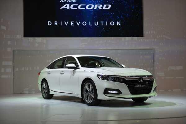 GIIAS 2019: Honda Accrod yang Kini Makin Sporty dan Berturbo