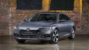 Honda Accord Turbo Siap Saingi Toyota Camry Terbaru