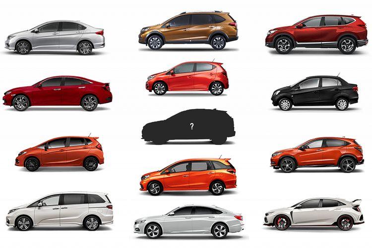 Honda Daftarkan Nama ZR-V, Adiknya HR-V?