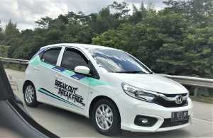 All New Honda Brio Diekspor ke Filipina dan Vietnam