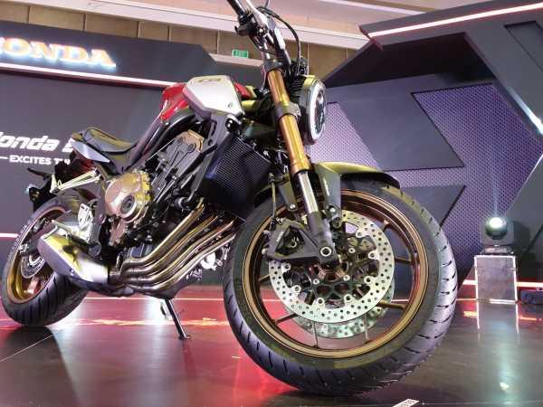 Honda Luncurkan CB650R Neo Sport Café, Moge Gaul Lebih Mahal dari Xpander