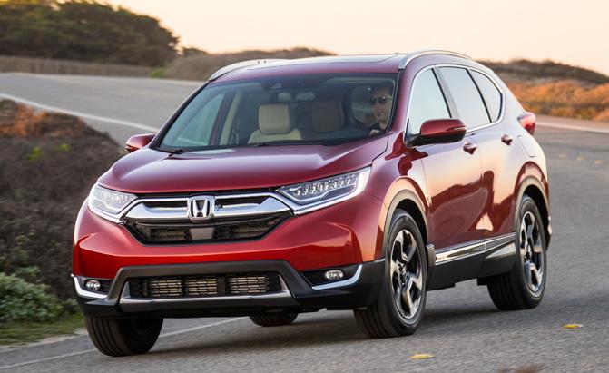 Tuas Transmisi Macet, Honda Recall CR-V Turbo