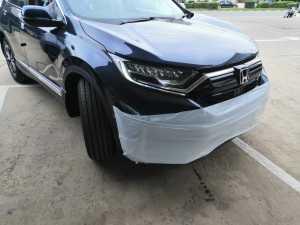Sudah pakai Honda Sensing  untuk tipe diesel 1.6l.