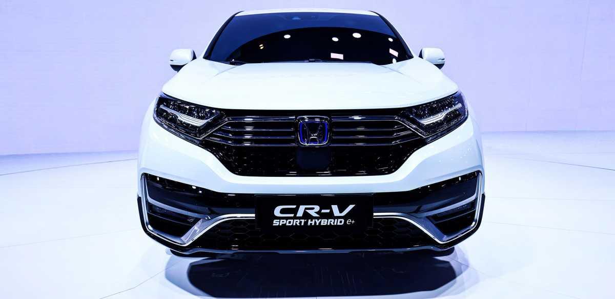 Sadisnya Honda CR-V PHEV, Konsumsi BBM Lebih Irit dari Honda BeAT!