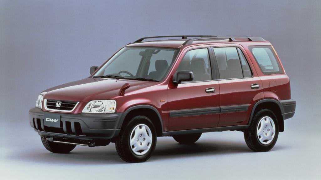 Seperempat Abad Honda CR-V, Apa Saja Evolusinya?