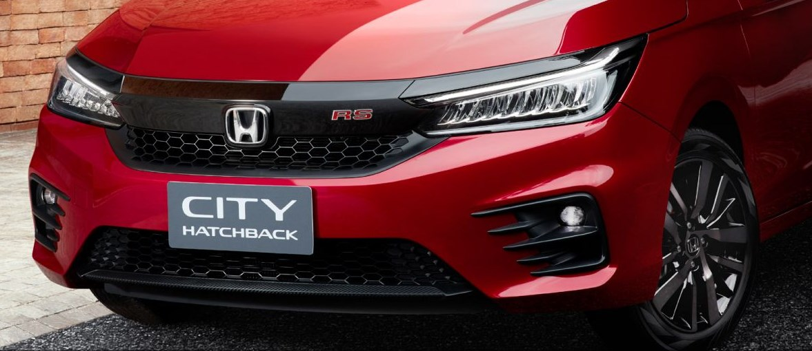 Potensi Honda City Hatchback jadi Honda Jazz di Indonesia