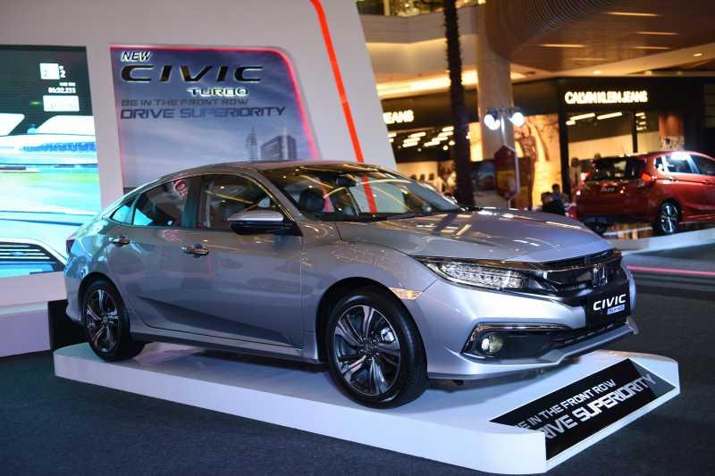 DP Seharga Honda Jazz, Honda Civic Turbo Bisa Dicicil Rp 5 Jutaan Perbulan