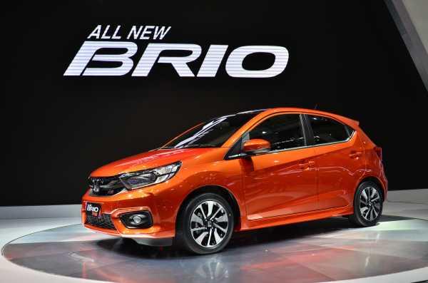All New Brio Pakai Komponen Mobilio dan Beda Tipe RS dan Satya