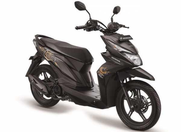 Bermain Striping Lagi, Honda Segarkan BeAT Street eSP