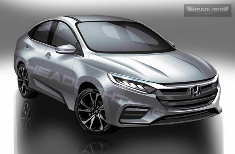Honda Siapkan City Turbo, Masuk Indonesia Juga?