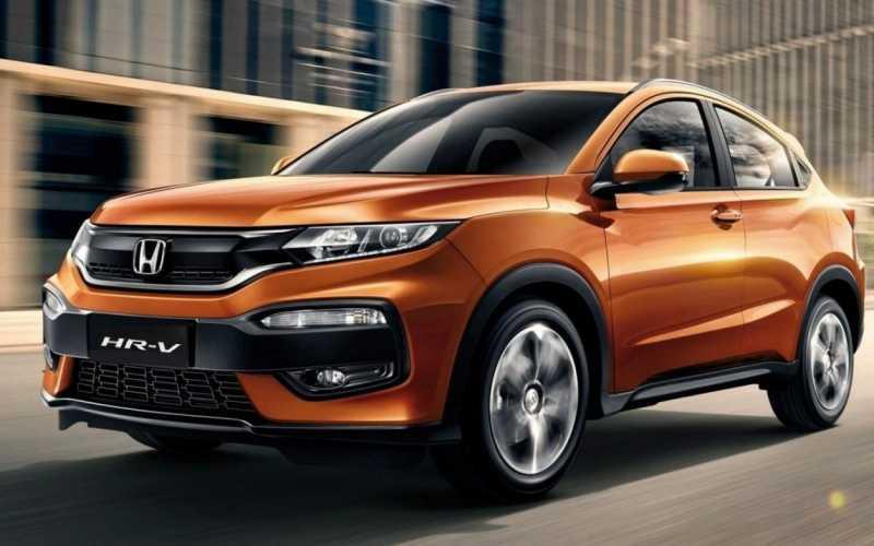 Honda HRV Turbo dan Potensinya Hadir di Indonesia