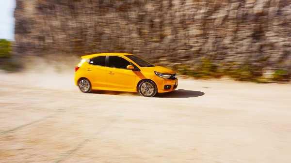 Brio satya, Mobilio dan HR-V Selamatkan Honda dari Keboncosan
