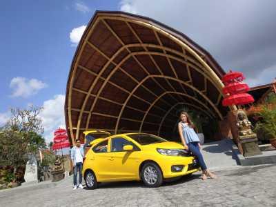 Duo Brio Jadi Andalan Penjualan Honda