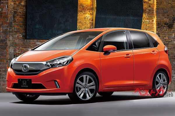 Prediksi Tampang Honda Jazz Terbaru, Menurut Kalian Keren Gak?