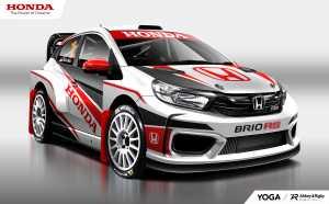 Sangarnya All New Honda Brio Versi Rally