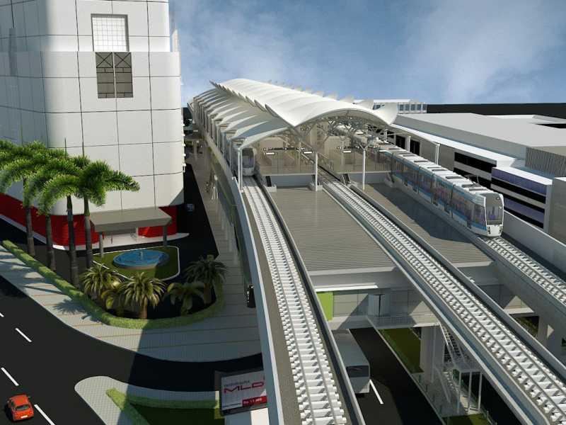 BPTJ: Integrasi Antarmoda di Stasiun MRT Capai 70 Persen