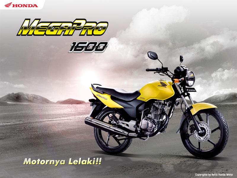 Honda MegaPro Almarhum, Ini Sejarah 5 Generasinya