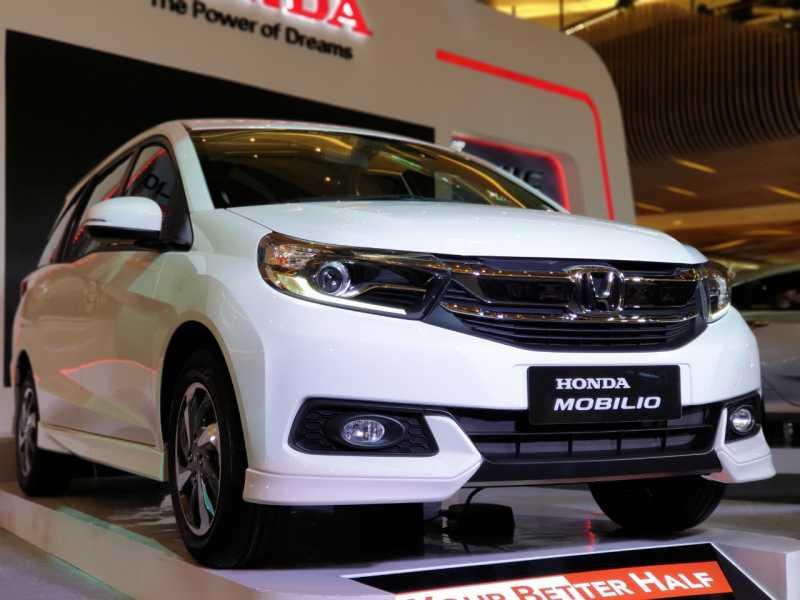 Honda Segarkan Mobilio, <i>Segini Doang Ubahannya?</i>