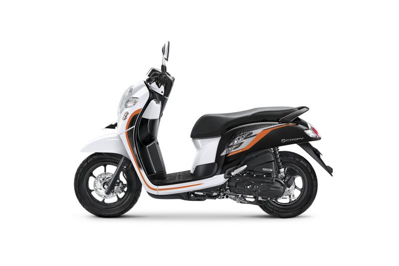 Honda Bikin Centil Scoopy, Makin Imut deeh...