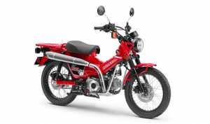 Honda CT 125 Super Cub, Hadir Oktober dan Siap Dijual di Indonesia?