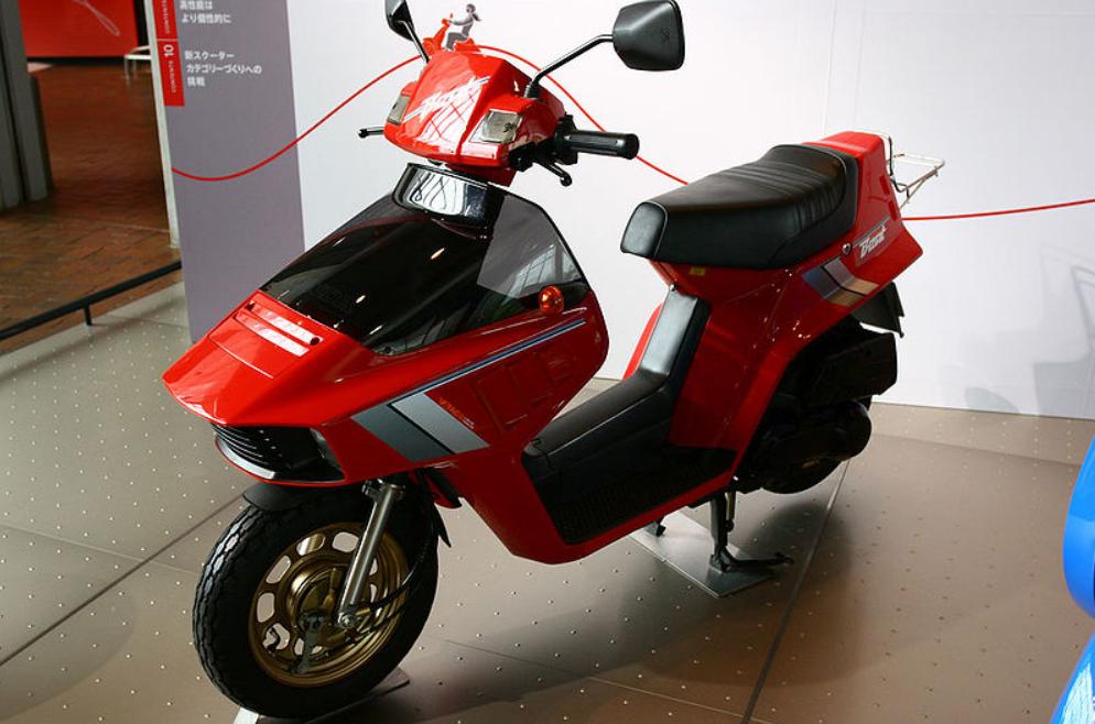 Tampilan Nenek Moyang Honda BeAT Ini Bikin Kaget