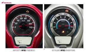 Desain panel meternya juga baru (Uzone.id)
