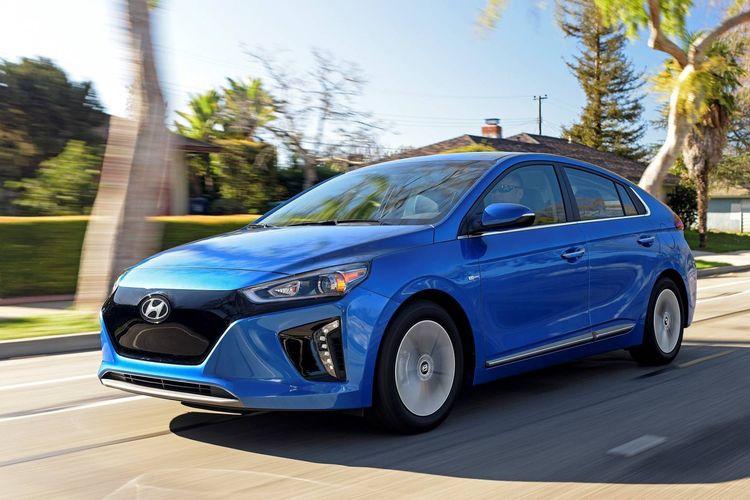 Hyundai Ioniq Siap Mengaspal di Indonesia, Langsung Buat Taksi?