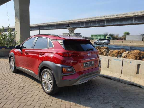 FOTO: Melihat Lebih Dekat Hyundai Kona