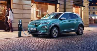 Grab Indonesia Bakal Pakai Hyundai Kona Listrik, Saingi Tesla Blue Bird?