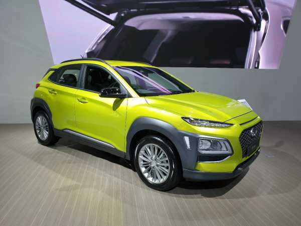 IIMS 2019: Tonton Video Review Hyundai Kona, Crossover Berwajah Iron man