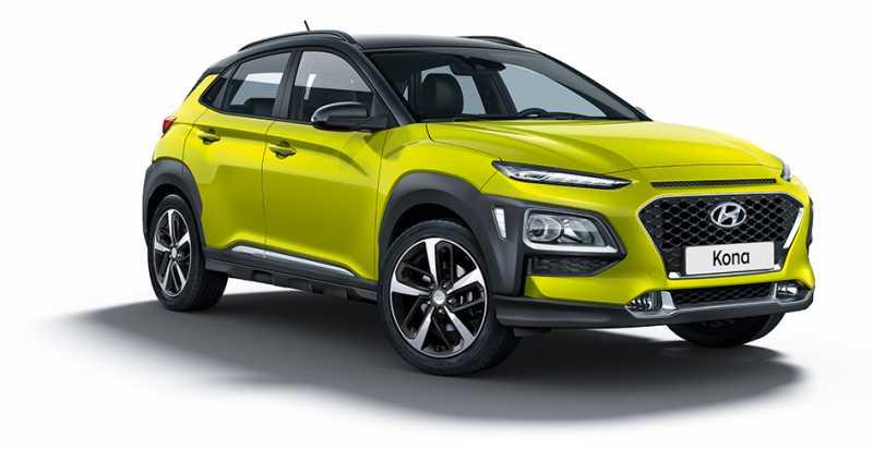 Hyundai Kona (Tanpa K) Siap Hadir di Indonesia, di IIMS 2019?