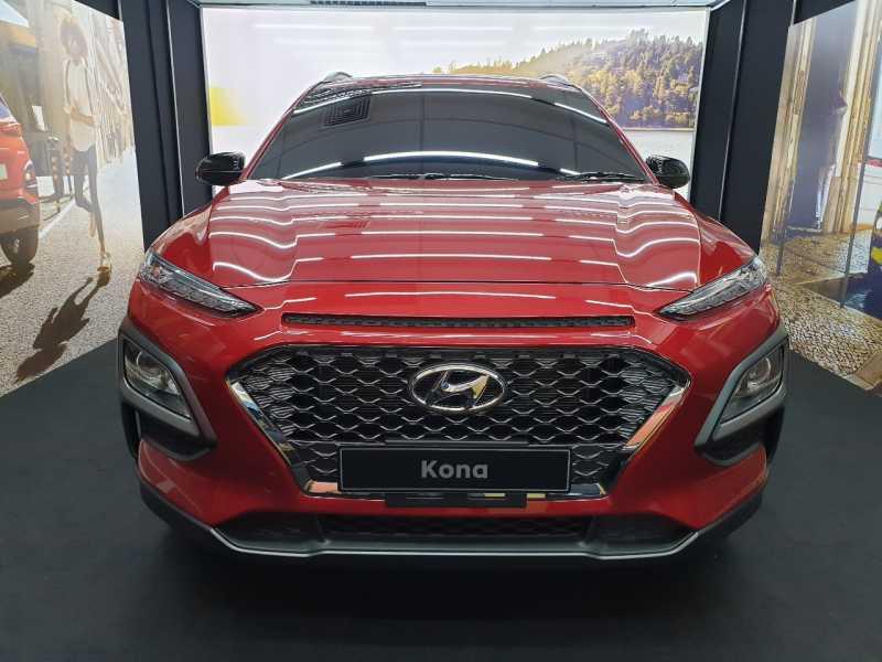 Review Hyundai Kona untuk Indonesia, Crossover Berwajah Iron Man