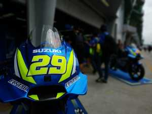 Menanti Gebrakan Suzuki di Sepang, Andrea Iannone Start di Grid Kedua