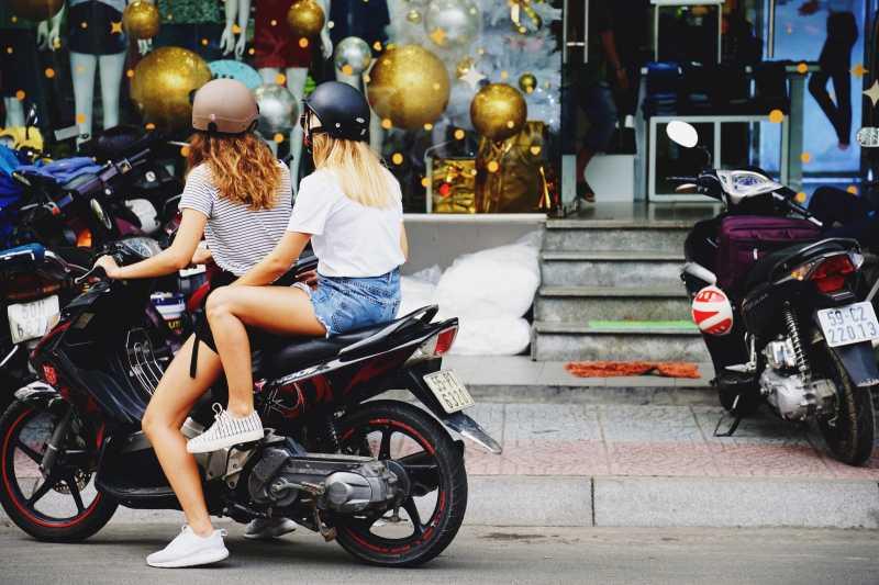 PSBB Transisi, Sepeda Motor Kena Ganjil Genap