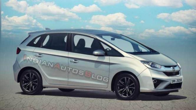 Penampakan Honda Jazz Terbaru, Keren Gak?
