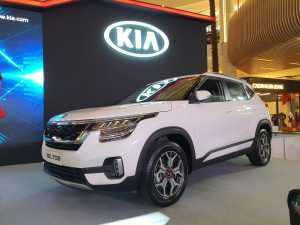 Dimensinya lebih besar dari Honda HR-V, tapi sedikit lebih kecil dari Kia Sportage (Bagja - Uzone.id )
