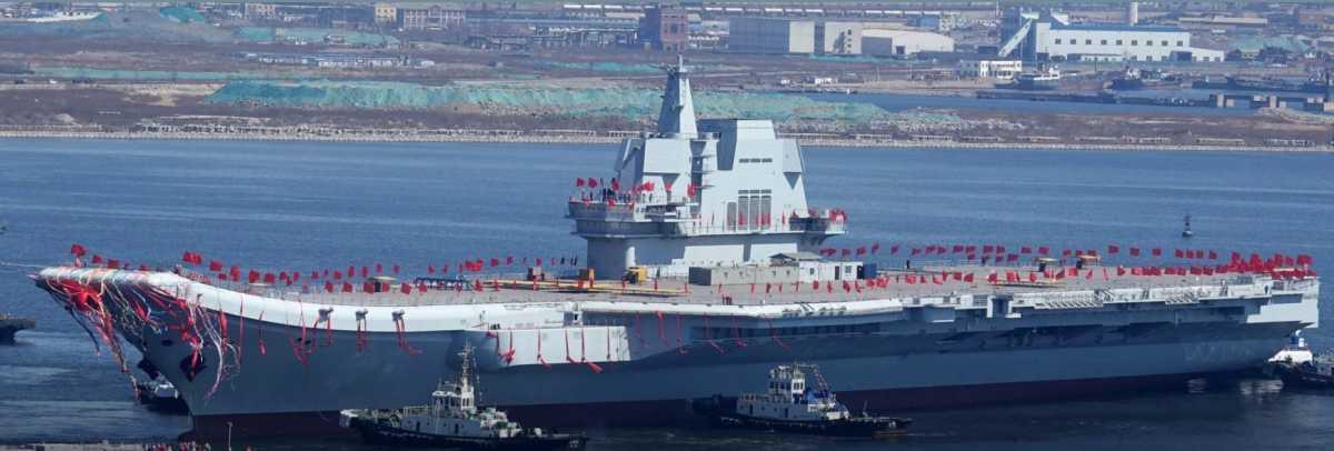 Kapal Induk Shandong Milik China, Pantas Ditakuti?